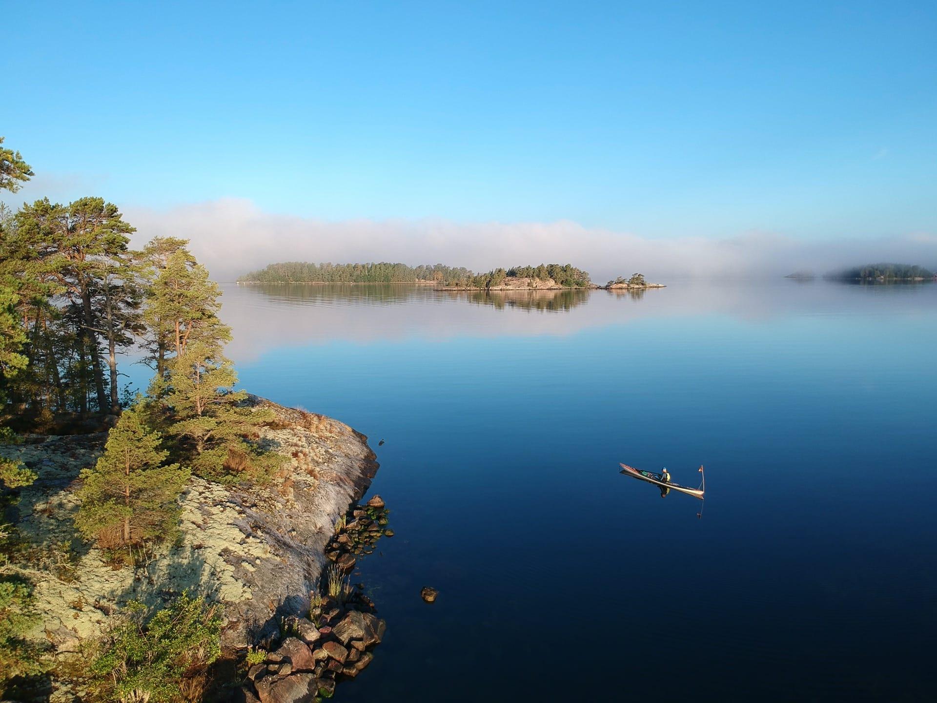 Kajak Västervik
